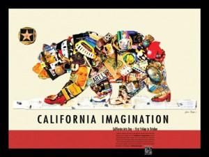 imagination bear